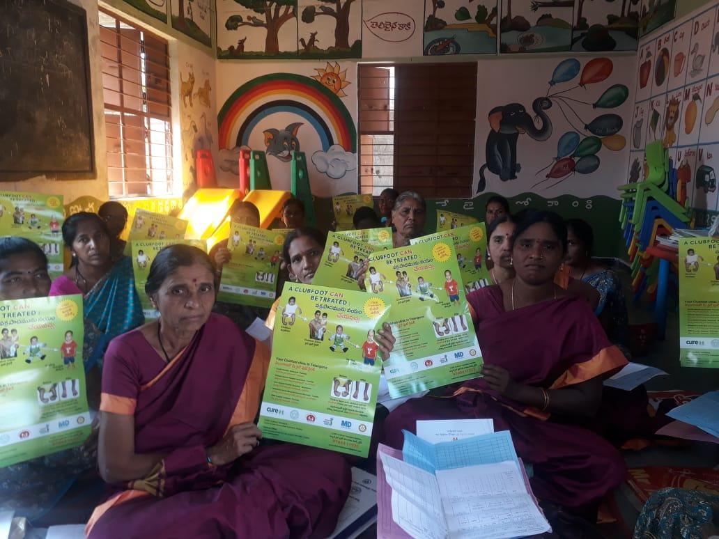 Anganwadi centres - CIIT