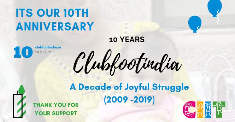 Clubfoot India